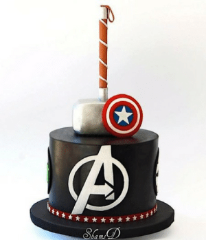 Tumblr, Avengers, and Blog: ams awesomesthesia:  Sunday Sweets For Avengers: Infinity War