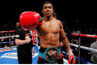 AMTRO  .W  matchroom  feuk fea.  www Anthony Joshua: Fights: 13 Wins: 13 Knockouts: 13 No opponent has made it past Round 3. Fight him @FloydMayweather