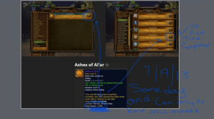 """Just recently found out how lucky I got on this super rare drop.: AN  AR  4.065  ,065  Ashes of Al ar  ayer Rayer  Magister's Terrace  Characte  Classic  Exploration  Auchenai Crypts  Rayer vs Payer  Lich King Dungeon  Lich King Raid  Cataclysm Dungeon  Cataclysm Raid  Pandaria Dungeon  Pandaria Raid  Draenor Dungeon  Draenor Raid  Legion Dungeon  Legion Raid  Battle Dungeon  Battle Raid  10  ngeons& Ralds  Sethekk Halls  Reputatien  Worid vents  Pet Batties  Collections  Expansion Features  10  Tempest Keep  10  ime  eats of Strengh  Mounts  Lvents  Promotions  Mana-T  62  Professions  rn  Reputation  Shadow Labyrinth  World Event  Ashes of Al'ar ☆  Ashes of Al'ar  Item Level 70  Binds when picked up  Unique  Mount (Account wide)  Use: Teaches you how to summon this  This is a flying mount.  Requires Level 70  Requires Artisan Riding  t.  """"Al'ar was the beloved pet of Kael'thas  Sunstrider, who ofcén boasted that death would  never claim it. Perhaps he was right.  Drop: Kael thas Sunstrider  d.  On  Raid onu awer  an onl  uion: The Eye, Ten:pest Keep  Drop Chance: 1.70% Just recently found out how lucky I got on this super rare drop."""