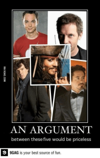 9gag, Dank, and Funny: AN ARGUMENT  between these five would be priceless  9GAG is your best source of fun. Who do you think would win? http://9gag.com/gag/amNE6N6?ref=fbp  Follow us to enjoy more funny pics and memes on http://instagram.com/9gag