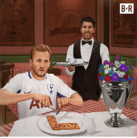 Juventus serves up an L to Tottenham and advances in the Champions League!: an  B R  TALIA Juventus serves up an L to Tottenham and advances in the Champions League!