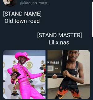 AN ENEMY STAND USER IS NEAR: AN ENEMY STAND USER IS NEAR