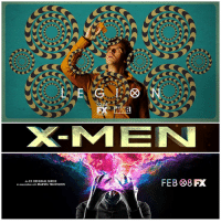 Memes, 🤖, and Xmen: An FX ORIGINAL SERIES  in association with MARVEL TELEVISION  02.08  FEARLESS  FEB 0808 FX Has anyone watched the New XMen Spin off TV Series ' LEGION' on FX ? Is it worth checking out…it looks like a show that'll make your Brain hurt. LegionFX (and yes, the picture is moving) ❌