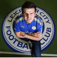 Memes, 🤖, and Harry: an  ITY  ST FO Harry Maguire has completed his move from Hull City to Leicester, and has signed a five year contract. - We understand the fee is worth £17m.
