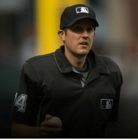 An MLB Umpire becomes a hero off the field.: An MLB Umpire becomes a hero off the field.