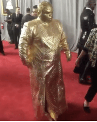 Memes, 🤖, and Attire: An What y'all think of CeeLoGreen's attire at the 2017 GrammyAwards?! 🤔 @CapitalBDotCom WSHH