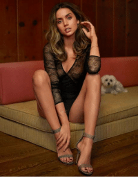 Ana and  Armas: Ana Dr Armas