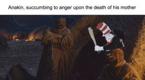 Tumblr, Blog, and Death: Anakin, succumbing to anger upon the death of his mother  FA scifiseries:  I killed them. I killed them all.