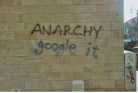 Goosing: ANARCHY:  goose it