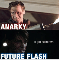 Future, Love, and Makeup: ANARK  IGIOHERO ACCESS  FUTURE FLASH Kinda thinking that they both got the same makeup artist🤔 pretty surprised no one thought of this one yet😂 ~ Lopro⚡️ (show some love❤️)