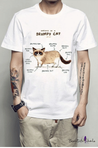 "Butt, Tumblr, and Grumpy Cat: ANATOMy OF A  9RUMPy CAT  3KuMey erR  RuMPy  Rump  BuTT  eye  TAIL  FACe  RUMP  LES <p><a href=""https://novelty-gift-ideas.tumblr.com/post/174702065933/grumpy-cat-tee"" class=""tumblr_blog"">novelty-gift-ideas</a>:</p><blockquote><p><b><a href=""https://www.onlywonderful.com/grumpy-cat-graphic-print-round-neck-short-sleeve-tee-p-304575.html"">Grumpy Cat Tee</a></b></p></blockquote>"