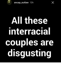 Research Essay Proposal Marriage Memes And Ugly Ancap Outlaw H All These Interracial Couples  Are Disgusting Healthy Mind In A Healthy Body Essay also Animal Testing Essay Thesis  Best Interracial Couples Memes  Interracial Couple Memes Force  Essays On Different Topics In English