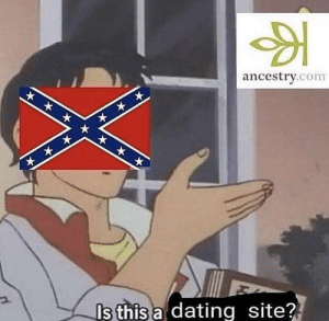 Dating Site: ancestry.com  Is this a dating site?