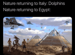 Ancient aliens. #Memes #Quarantine #Nature #Egypt #AncientAliens #Entertainment: Ancient aliens. #Memes #Quarantine #Nature #Egypt #AncientAliens #Entertainment