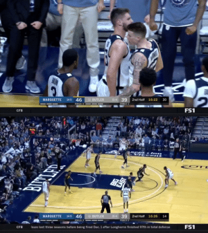 And 1 for @bryce_golden and @ButlerMBB!  He made the FT 😎 https://t.co/p7suQ1mpsY: And 1 for @bryce_golden and @ButlerMBB!  He made the FT 😎 https://t.co/p7suQ1mpsY