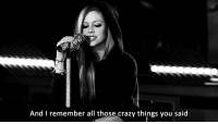 Crazy, Http, and Net: And I remember all those crazy things you said http://iglovequotes.net/