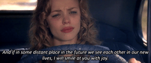 https://iglovequotes.net/: And if in some distant place in the future we see each other in our new  lives, I will smile at you with joy. https://iglovequotes.net/
