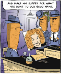 Brevity!   http://www.gocomics.com/brevity/2012/02/02: AND MAKE HIM SUFFER FOR WHAT  HE'S DONE TO OUR GOOD NAME.  PROD SCEM  do so  VINO  an  facebook.com/brevitycomic Brevity!   http://www.gocomics.com/brevity/2012/02/02
