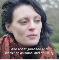 You're homeless and you've got your period - what do you do?  A new campaign wants to get big business to provide homeless women with sanitary products.: And not stigmatised and  classified as some kind of luxury You're homeless and you've got your period - what do you do?  A new campaign wants to get big business to provide homeless women with sanitary products.