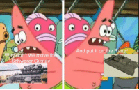 gustav gun: And put it on the Ratte  Why don't we move th  Schwerer Gustav