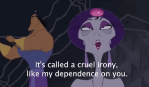 And she definitely isn't afraid to give Kronk a little sass.   24 Reasons Yzma And Kronk Are The Best Disney Characters Ever: And she definitely isn't afraid to give Kronk a little sass.   24 Reasons Yzma And Kronk Are The Best Disney Characters Ever