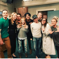 """Memes, Cbs, and 🤖: """"...and that's a wrap on Season 10!"""" . What are your predictions for Season 11? . 👀 . tbbt thebigbangtheorycast @therealjimparsons kaleycuoco @normancook sheldoncooper johnnygalecki @sanctionedjohnnygalecki bigbangtheorytime bigbangtheory trio cbs bigbang shamy penny sheldon raj thebigbangtheory"""