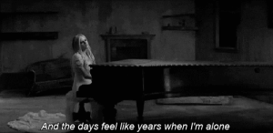 https://iglovequotes.net/: And the days feel like years when I'm alone https://iglovequotes.net/