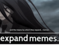 They actually talked about memes in the most recent Danganronpa  I love this series: and the means by which they expand... memes.  expand memes. They actually talked about memes in the most recent Danganronpa  I love this series