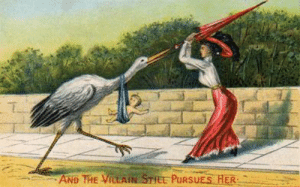 Victorian era birth control was somewhat hit and miss.: AND THE VILLAIN STIEL PURSUES HER Victorian era birth control was somewhat hit and miss.