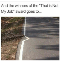 """I got hacked 5 times my gosh: And the winners of the """"That is Not  My Job"""" award goes to.. I got hacked 5 times my gosh"""