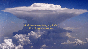 Who, Like, and Everything: And then everything exploded  like I forgot who I am