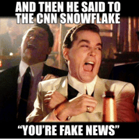 """Still laughing at this... cnn fakenews deplorables bluelivesmatter liberals libbys democraps liberallogic liberal ccw247 conservative constitution presidenttrump nobama stupidliberals merica america stupiddemocrats donaldtrump trump2016 patriot trump yeeyee presidentdonaldtrump draintheswamp makeamericagreatagain trumptrain maga Add me on Snapchat and get to know me. Don't be a stranger: thetypicallibby Partners: @tomorrowsconservatives 🇺🇸 @too_savage_for_democrats 🐍 @thelastgreatstand 🇺🇸 @always.right 🐘 TURN ON POST NOTIFICATIONS! Make sure to check out our joint Facebook - Right Wing Savages Joint Instagram - @rightwingsavages Joint Twitter - @wethreesavages Follow my backup page: @the_typical_liberal_backup: AND THEN HE SAID TO  THE CNN SNOWFLAKE  """"YOU'RE FAKE NEWS"""" Still laughing at this... cnn fakenews deplorables bluelivesmatter liberals libbys democraps liberallogic liberal ccw247 conservative constitution presidenttrump nobama stupidliberals merica america stupiddemocrats donaldtrump trump2016 patriot trump yeeyee presidentdonaldtrump draintheswamp makeamericagreatagain trumptrain maga Add me on Snapchat and get to know me. Don't be a stranger: thetypicallibby Partners: @tomorrowsconservatives 🇺🇸 @too_savage_for_democrats 🐍 @thelastgreatstand 🇺🇸 @always.right 🐘 TURN ON POST NOTIFICATIONS! Make sure to check out our joint Facebook - Right Wing Savages Joint Instagram - @rightwingsavages Joint Twitter - @wethreesavages Follow my backup page: @the_typical_liberal_backup"""