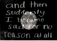 Http, Sad, and Reason: and then  Suddenl  E became  sad for no  reason atall http://iglovequotes.net/