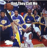 The Black Mamba over CP3! =O
