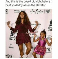Ass, Memes, and Yo: And this is the pose l did right before l  beat yo daddy ass in the elevator  IFo  SC  SHAWN CAATUR  RRAINES  GA  LIV  ATIO  GALA  Can occur  WACO Cold Blooded 😂😂😂😂😂😂 musichumor hiphophumor pettypost pettyastheycome straightclownin hegotjokes jokesfordays itsjustjokespeople itsfunnytome funnyisfunny randomhumor jayz solange blueivy