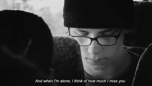 Being Alone, How, and Net: And when I'm alone, I think of how muchI miss you https://iglovequotes.net