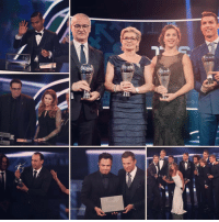 And with that, the inaugural TheBest FIFA Football Awards 2016 are over. See you next time! 👋: And with that, the inaugural TheBest FIFA Football Awards 2016 are over. See you next time! 👋
