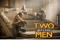 This has to be a show! http://9gag.com/gag/azVgnXx?ref=fbp: anda half  MEN This has to be a show! http://9gag.com/gag/azVgnXx?ref=fbp