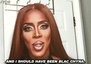 blac chyna: ANDI SHOULD HAVE BEEN BLAC CHYNA