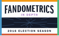 "Bernie Sanders, Donald Trump, and Energy: ANDOMETRICS  IN DEPTH  2016 ELECTION SEASON <p>The <a href=""https://www.tumblr.com/search/election+2016""><b>2016 US presidential election</b></a> has been dominating our collective consciousness for the last two years. We tried to distract ourselves with women Ghostbusters and <a href=""https://tmblr.co/mLQYxGeVMV-PQrKiJZ_vCMw"">@linmanuel</a>​ Miranda and Leo's Oscar, but the 2016 campaign kept sucking us in. As it comes to a close, the conversation keeps getting louder, and we've compiled the highlights.</p><p>The charts below track the volume of the conversation about the election on Tumblr, as measured in original posts, reblogs, likes, and searches. These terms included, but weren't limited to, #<a href=""https://www.tumblr.com/search/election+2016""><b>election 2016</b></a>, #<a href=""https://www.tumblr.com/search/presidential+election""><b>presidential election</b></a>, and #<a href=""https://www.tumblr.com/search/voting""><b>voting</b></a>. The spikes tell us what got people talking—primaries, debates, <i>alleged</i> serial killers, etc. </p><h2><b>April 1 - May 21, 2016</b></h2><figure class=""tmblr-full"" data-orig-height=""779"" data-orig-width=""1492""><img src=""https://78.media.tumblr.com/aca904ada10b321b0b451419983b619b/tumblr_inline_og4ne8BNik1qzo3up_540.png"" data-orig-height=""779"" data-orig-width=""1492""/></figure><!-- more --><p><b><a href=""https://www.tumblr.com/search/new+york+primary"">New York Primary</a></b>: Somehow it was only six months ago that Hillary Clinton and Donald Trump won their respective primaries in New York, securing their frontrunner position in the delegate count. It was a tough loss for the Berners, who complained about problems at the polls, and the state&rsquo;s closed primary rules. On the day of the primary, engagement around #<a href=""https://www.tumblr.com/search/bernie+sanders""><b>Bernie Sanders</b></a> on Tumblr reached its all-time high and would never be that loud again..</p><p><b><strike><i>Alleged</i> Zodiac Killer</strike> <a href=""https://www.tumblr.com/search/ted+cruz"">Ted Cruz</a> drops out</b>: Days after Trump made a clean sweep in the Northeastern Super Tuesday, Cruz dropped out of the race, elbowing his wife in the face after his concession speech. </p><figure data-orig-width=""400"" data-orig-height=""231"" data-tumblr-attribution=""ohsoswiftly:IL2-wWXT3j0eiblwd0UHMQ:ZIVA_x25yIszL"" class=""tmblr-full""><img src=""https://78.media.tumblr.com/b0586d00354af2fb58f466447db795ac/tumblr_o6mpxakIxn1qfoj4do1_400.gif"" alt=""image"" data-orig-width=""400"" data-orig-height=""231""/></figure><h2><b>May 22 - September 2, 2016</b></h2><figure class=""tmblr-full"" data-orig-height=""1391"" data-orig-width=""1493""><img src=""https://78.media.tumblr.com/fd99d0a87003ecd78e527d270a4420c3/tumblr_inline_og4nepvOBW1qzo3up_540.png"" data-orig-height=""1391"" data-orig-width=""1493""/></figure><p><b><a href=""https://www.tumblr.com/search/super+tuesday"">Super Tuesday</a></b>: <i>Again?</i> <a href=""http://chickensnack.tumblr.com/post/93947404481/tuesday-again-no-problem""><b>No problem</b></a>. This one, with Montana, New Jersey, New Mexico, South Dakota, and California, finally put Clinton and Trump over the line in delegates. In the days following the primary, engagement around #Hillary Clinton jumped 153% while engagement around #Donald Trump dropped almost 40%. </p><p><b>Obama endorses Clinton</b>: Officially. </p><p><b><a href=""https://www.tumblr.com/search/brexit"">Brexit</a></b>: June 24th was a bit of a day across the pond when the United Kingdom voted to leave the European Union. Ever the diplomat, Trump offered his congratulations to the country while visiting his golf course in Scotland, which voted overwhelmingly to stay. The locals' unique insult structure brought such tags as ""<a href=""http://ernie23.tumblr.com/post/146413284049/sixohthree-yes-good-via""><b>mangled apricot hellbeast</b></a>"" into the Tumblr lexicon for the first time.</p><figure data-orig-width=""500"" data-orig-height=""279"" data-tumblr-attribution=""sandandglass:mXgq8yhPqi2gSDX2dowh6Q:Z4ewHy28Y3fGl"" class=""tmblr-full""><img src=""https://78.media.tumblr.com/0ee9e90fa3a82f6f64794d03ec491926/tumblr_o9hcdzRihB1qc8jh0o6_500.gif"" alt=""image"" data-orig-width=""500"" data-orig-height=""279""/></figure><p><b>Sanders endorses Clinton</b>: That was that.</p><p><b>Democratic National Convention</b>: Though the RNC was held days before, the DNC was the convention that got Tumblr talking. Clinton officially became the democratic nominee and we all thought the walkout by Sanders supporters was the craziest this thing was gonna get. </p><p><b>Halloween</b>: The least scary part of the election. Right before the DNC, engagement around #<a href=""https://www.tumblr.com/search/halloween""><b>Halloween</b></a> hit an all time high, up nearly 550% from earlier that week. Throughout August, the lull in the election correlated with an uptick in Halloween and by September 4th, there were hundreds of thousands of engagement with Halloween content per day.</p><h2><b>September 26 - October 19, 2016</b></h2><figure class=""tmblr-full"" data-orig-height=""1157"" data-orig-width=""1492""><img src=""https://78.media.tumblr.com/3f9c3bc7581dd486dd765e29d98c0ff3/tumblr_inline_og4nf1kFxQ1qzo3up_540.png"" data-orig-height=""1157"" data-orig-width=""1492""/></figure><p><b>Joss Whedon, <a href=""https://tmblr.co/m-GeqjH2fmLP0u2daEze6lg"">@markruffalo</a>​, et al #<a href=""http://savetheday.vote/"">Save the Day</a></b>: This thing&hellip;</p><figure class=""tmblr-embed tmblr-full"" data-provider=""youtube"" data-orig-width=""540"" data-orig-height=""304"" data-url=""https%3A%2F%2Fwww.youtube.com%2Fwatch%3Fv%3DnRp1CK_X_Yw""><iframe width=""540"" height=""304"" id=""youtube_iframe"" src=""https://www.youtube.com/embed/nRp1CK_X_Yw?feature=oembed&amp;enablejsapi=1&amp;origin=https://safe.txmblr.com&amp;wmode=opaque"" frameborder=""0"" allowfullscreen=""""></iframe></figure><p><b>Debate #1</b>: Oh, wow! Trump&rsquo;s public meltdown was the high point of the Tumblr conversation. </p><p><b>Debate #2</b>: This was the town hall style debate, which let Trump lurk behind Clinton while she spoke. It was also the night the world met #<a href=""https://www.tumblr.com/search/ken+bone""><b>Ken Bone</b></a>, an undecided voter who was curious about energy policies but will only be remembered for his mustache and red sweater. Eventually, his <a href=""https://the-movemnt.tumblr.com/post/151798658840/national-hero-ken-bone-thinks-the-killing-of""><b>Reddit</b> <b>history</b></a> burst the Bone bubble</p><figure data-orig-width=""500"" data-orig-height=""500"" data-tumblr-attribution=""mtv:IurtlltWLChct3Qdnf5Sdg:ZGvpnx2DDZYDH"" class=""tmblr-full""><img src=""https://78.media.tumblr.com/41f6acac71d45df00746ef2f114580a9/tumblr_oeuljpRj5f1qh9nffo1_500.gif"" alt=""image"" data-orig-width=""500"" data-orig-height=""500""/></figure><p><b><a href=""https://www.tumblr.com/search/michelle+obama"">Michelle Obama</a>&rsquo;s speech</b>: Her emotionally-charged <a href=""http://micdotcom.tumblr.com/post/151758854762/watch-michelle-obamas-speech-on-the-trump-tapes""><b>rebuttal</b></a> to the leaked video of Donald Trump boasting about sexual assault resonated on Tumblr. On October 14th, engagement around the #<a href=""https://www.tumblr.com/search/feminism""><b>feminism</b></a> tag increased 179% and the #<a href=""https://www.tumblr.com/search/consent""><b>consent</b></a> tag 283%.</p><p><b>Debate #3</b>: Clinton finished her clean sweep of the debates with a sick new <a href=""https://www.tumblr.com/search/nasty+woman,+clinton""><b>nickname</b></a>:</p><figure data-orig-width=""456"" data-orig-height=""920"" class=""tmblr-full""><img src=""https://78.media.tumblr.com/d1307d89608f515e7357d1f4003a83b5/tumblr_inline_og2woickNX1qzo3up_540.jpg"" alt=""image"" data-orig-width=""456"" data-orig-height=""920""/></figure><p><i>[Art by <a href=""https://tmblr.co/mOX0BNH8BQ-YRk5BdAohbEQ""></a><a href=""https://tmblr.co/mOX0BNH8BQ-YRk5BdAohbEQ"">@tonycliff</a>​​]</i></p><p>We're still a few days out from the election, but as you can see, it's been a long, wild ride. Keep tagging your posts and make sure you get out and vote on Tuesday (you can find out how right in your dashboard!). Just don't take a selfie with your ballot, <a href=""https://www.washingtonpost.com/news/the-intersect/wp/2016/10/26/yes-your-ballot-selfie-still-might-be-illegal-sorry/""><b>please</b></a>. <br/></p>"