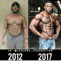 🔥😳EPIC TRANSFORMATION! Founder 👉: @king_khieu. 2012 to 2017. Thoughts? 🤔 What do you guys think? COMMENT BELOW! Athlete: @luckylibra213. Photography 📸: @tibonorman. TAG SOMEONE who needs to lift! _________________ Looking for unique gym clothes? Use our 10% discount code: LEGIONS10🔑 on Ape Athletics 🦍 fitness apparel! The link is in our 👆 bio! _________________ Principal 🔥 account: @fitness_legions. Facebook ✅ page: Legions Production. @legions_production🏆🏆🏆.: ANDRE FERGUSON  TIBO NORM  IGLE GIONS PR0 D U CTI0 N  20122017 🔥😳EPIC TRANSFORMATION! Founder 👉: @king_khieu. 2012 to 2017. Thoughts? 🤔 What do you guys think? COMMENT BELOW! Athlete: @luckylibra213. Photography 📸: @tibonorman. TAG SOMEONE who needs to lift! _________________ Looking for unique gym clothes? Use our 10% discount code: LEGIONS10🔑 on Ape Athletics 🦍 fitness apparel! The link is in our 👆 bio! _________________ Principal 🔥 account: @fitness_legions. Facebook ✅ page: Legions Production. @legions_production🏆🏆🏆.