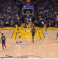 Memes, Andre Iguodala, and 🤖: Andre Iguodala throws it down!  He has 17 PTS (7-9 FG, 3-4 3PT) in 21 MINS   https://t.co/vn6uCZWgqK