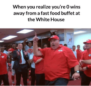 Andy Reid can't wait for all you can eat burgers: Andy Reid can't wait for all you can eat burgers