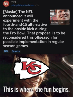 *Andy Reid cuts entire defense and goes for a 4th and 15 attempt every score*: *Andy Reid cuts entire defense and goes for a 4th and 15 attempt every score*