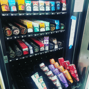 Oilfield vending machine, caffeine, nicotine and...altoids: ANERICAN  NENTHO  14101  AAERICAN  CAME  CAUSH  arlhocM arlbo  Marlom  arik  Namlum  20 10 .00  REDLABEL  21 10 ,00  100%  22 10 .00  23 10 ,00  24 10 00  25 00  26 10  27 0 00  0CAL CON  29 10 .00  CAIME  TILTERS  99  Newport  KOL  CEAINEL  DLANK KOL  DLANK  CANAS  WARNING D  00'%  N VINT M  COpenhage  Shes  NO1  SINCE  39 9.00  38 10 .00  37 .00  36 ,00  35 10,00  34 10 .00  83 10 .00  32 9 .00  30 9 .00  31 9 .00  SWISHOR  SWEE S  ŚWISHEU  SWEET  CLAEHE  Middle  ELASSIE  SWISHE  Black  PIUWA  GRAPE  IZZ  IA Cigar  oking can  se cancers of  LONG CU  SARNING  ARNING Cigar  oking can cause  cancers of the  nouth and throat,  even if you do  not inhate  Winston  RIZZ  Marlhurn  tive  NED  mouth and  LONG CUT  oal, oven if  to not inhale.  WARNING  Saakaluns toharca  a atictive  RIZZIY  19 7.00  48 00  00  FUNE CUY  47  WARNING  Commkeless tabacco  sictire.  46 2.00  7,00  45  7.00  14  43 3 .00  9 00  .00  41  40  RAZRANGA  ROCKSE  PURE ZERO  ISE  URE ZERO  ALURIESIAO  PURE ZERO  KSTA  UBE ZERO  UNCHED  GRIZL  SCKSTAR  LOo  302  ALTOI  WARNING THIS PI  RNING THIS PRO.  AG THIS PROD  GARETTES  NOIIDAN  RIZZIY  WAL This prodtuct is  1.ternative  AIEACHY  PEnhagen Oilfield vending machine, caffeine, nicotine and...altoids