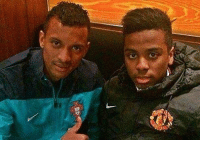 "Advice, Life, and Memes: Angel Gomes: ""Nani is my godfather. He's been amazing to me and gives me lots of advice. I am just lucky to have someone like that in my life. When I was younger, he used to be my idol. I used to watch him and even practice his backflips on the trampoline. I know I can't do that now!"" . RESPECT mufc manchesterunited mourinho davesaves lindelof darmian mkhitaryan bailly pogba lukaku martial anderherrera rashford philjones daleyblind lingard ashleyyoung valencia romero lukeshaw smalling daviddegea juanmata manutd14_ manutd14_id"