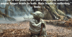 25+ Best Yoda Quotes Memes | Let Go Memes, Quoted Memes