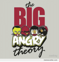 the thing i find most irksome about shit like this is that it's not a clever pun or anything, just two pop culture things put together for the sake of it.: ANGRA  memecenter.com the thing i find most irksome about shit like this is that it's not a clever pun or anything, just two pop culture things put together for the sake of it.