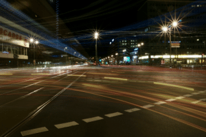 Tried long exposure for the first time. Criticism greatly appriceated: ANIA  SCADOS  Frankfurt/0 0  Friedrichshain  bcc  OFRMCHE  Autovertung Tried long exposure for the first time. Criticism greatly appriceated