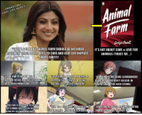 """Let's try something more fun.... Come up with your funny reviews about Love Live in general!  #ShilpaShettyReviews  - OneKotori: Animal  MEMES  LOVE LIVE arhi  EVEN ABOOK LIKE  ANIMAL FARM SHOULD BE INCLUDED  IT'S NOT ABOUT CARE & LOVE FOR  AS IT WILL TEACH LITTLEONES TO CARE AND LOVE FOR ANIMALS  ANIMALS (TRUST ME....]  SHILPA SHETTY  LOVE LIVE IS ABOUT MEA  LOVE LIVE IS ABOUT ME BEING A  """"LOVELIVE IS ME BEING SURROUNDED  NO20MI BEING RAGING LESBIANS PIMP TO THE ALPACAS & BEING  BY IDIOTS WHO DON'T BELIEVE IN  SANTA SAN BTW NICO STINKS.  AT SCHOOL HARASHIO.  RAGING PSYCHOTIC YANDERE  LOVE LIVEIS ABOUT ME BEINGTHE  LOVE LIVE  OSABOUT MESOUEEZIN  LOVE LIVE IS ABOUT MEBINGE EATING  OP SCHOOL IDOLS & THE OTHER  EVERYONEIS BOOBS IN SCHOOL!  ON RICE ANDINOT GET FAT!  BEING MY BACKUP DANCER Let's try something more fun.... Come up with your funny reviews about Love Live in general!  #ShilpaShettyReviews  - OneKotori"""